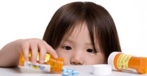 Kind: pas op met giftige stoffen