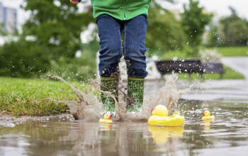 Regenkleding voor je kind