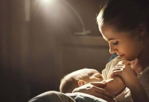 Borstvoeding: spruw
